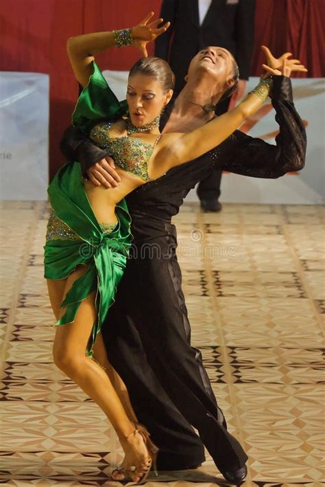Open Standard Dance Contest, 12-13 Years Old Editorial