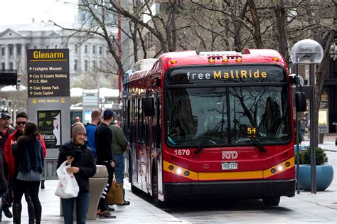 How Many People Ride Your RTD Bus? How Cost-Effective Is