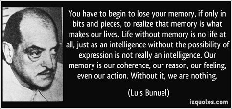 Quotes About Losing Your Memory