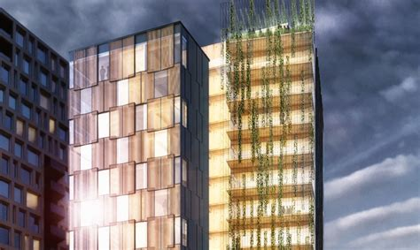 130-foot Framework tower slated to become the tallest
