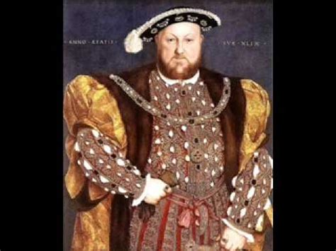 King Henry VIII -- Two Compositions for Recorders 1540